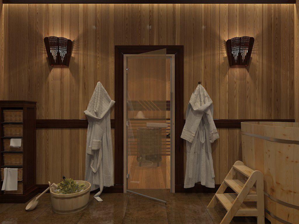 Купить двери для бани и сауны с установкой